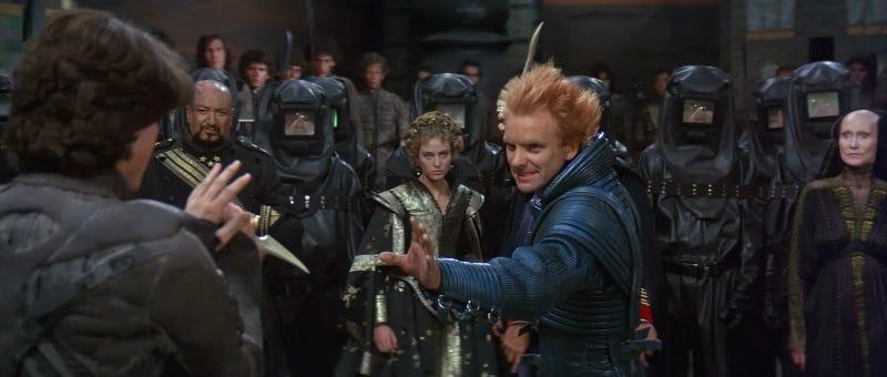 Illustration for article titled La mítica saga Dune regresará tanto en el cine como en la televisión