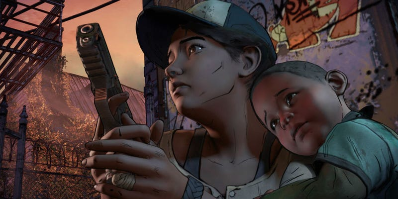 Illustration for article titled Now Is The Right Time For Telltale's Walking Dead To Come To An End