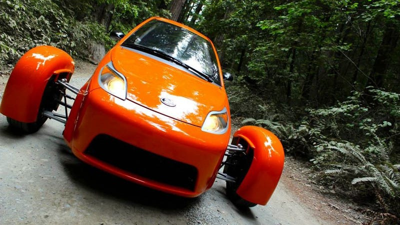 Illustration for article titled Elio Builds Its Fifth Prototype, 25 More To Go Before Production Starts