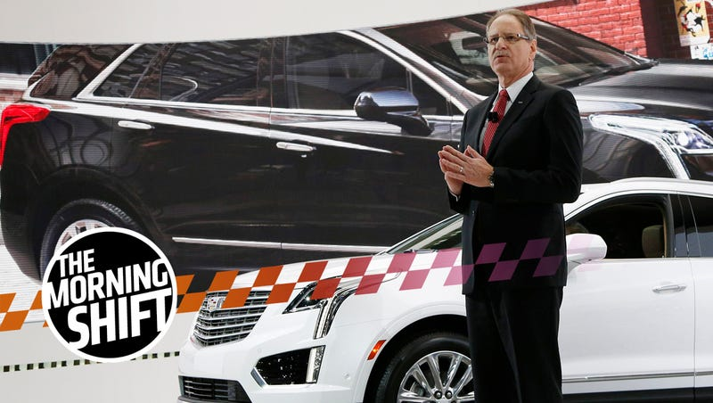 Illustration for article titled Cadillac's Johan De Nysschen Just Couldn't Build The SUVs Fast Enough