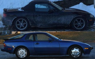 Illustration for article titled A Jalop's Choice: 944 vs Miata (NA/NB)