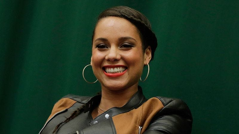 Illustration for article titled Incredibly Moving: Alicia Keys Found Out A Kid Has Been Bullied In School