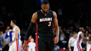 What The Hell Did Dwyane Wade Just Sign?