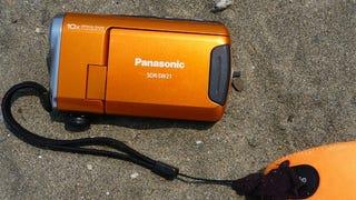 Illustration for article titled Panasonic SDR-SW21 Waterproof Camera Non-Review: NO NO NO NO NO!
