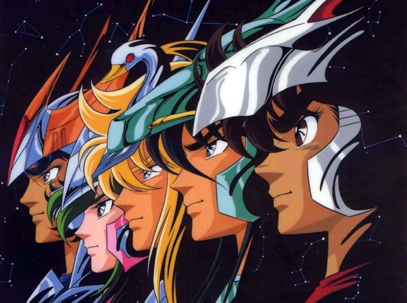 Anime Saint Seiya Is Getting A Netflix Remake