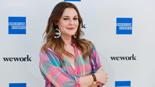 Drew Barrymore lands new talk show at CBS