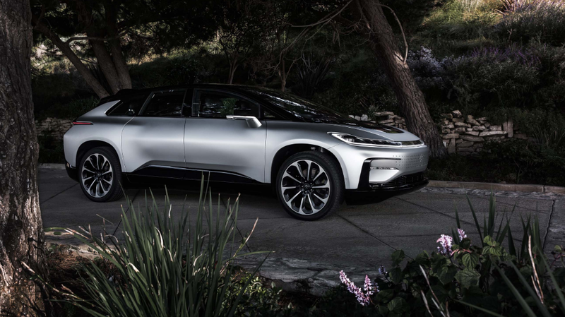 The FF91