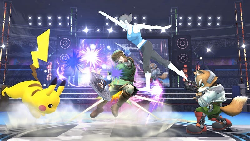 Illustration for article titled Estas son las palizas que te esperan con Super Smash Bros en Wii U
