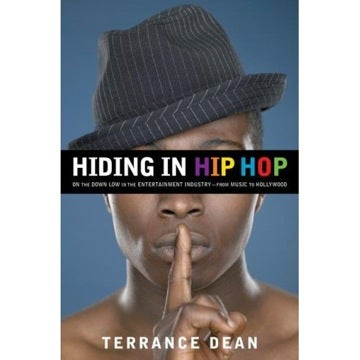 Illustration for article titled Silly Little Show-Biz Book Club #7: Terrance Dean's Hiding In Hip Hop