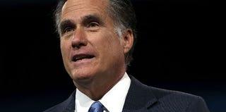 Mitt Romney (Alex Wong/Getty Images)