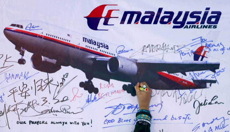 Illustration for article titled MH370 - 3 years ago today.