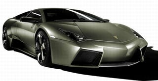 Illustration for article titled Frankfurt Auto Show: Lamborghini Drops One-Million Euro Supercar