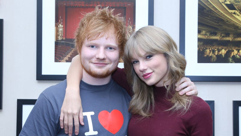 Swift with one of her stalkers
