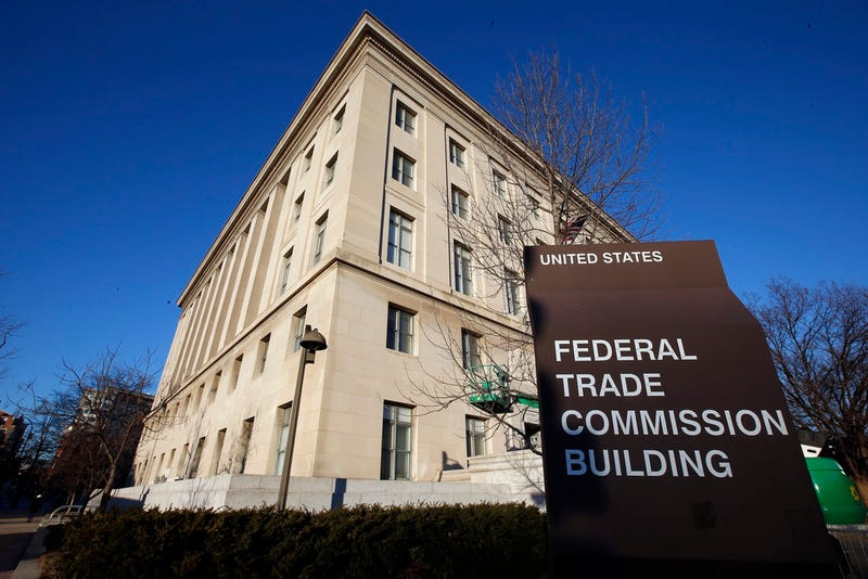 File photo of the FTC building in Washington (Associated Press)