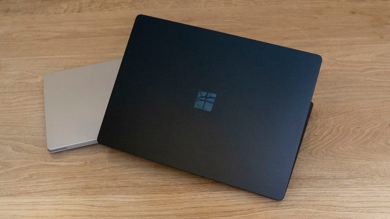 The Surface Laptop and Surface Laptop 2