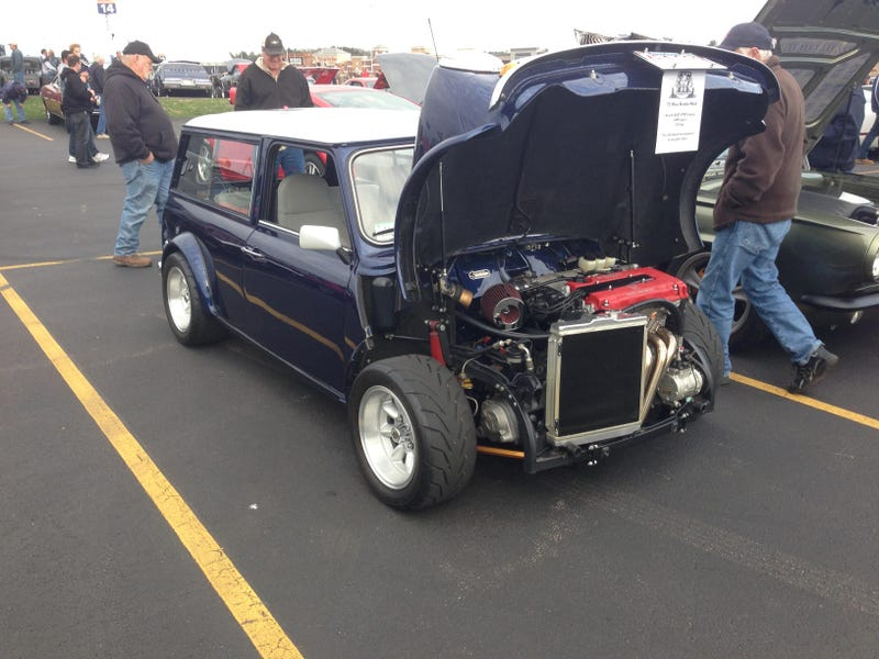 Some Gems From The Mass Cruisers Bass Pro Car Show - Bass pro car show