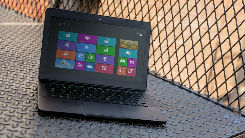 Illustration for article titled Razer Blade 2013: Now This Is How You Make a Damn Windows Laptop
