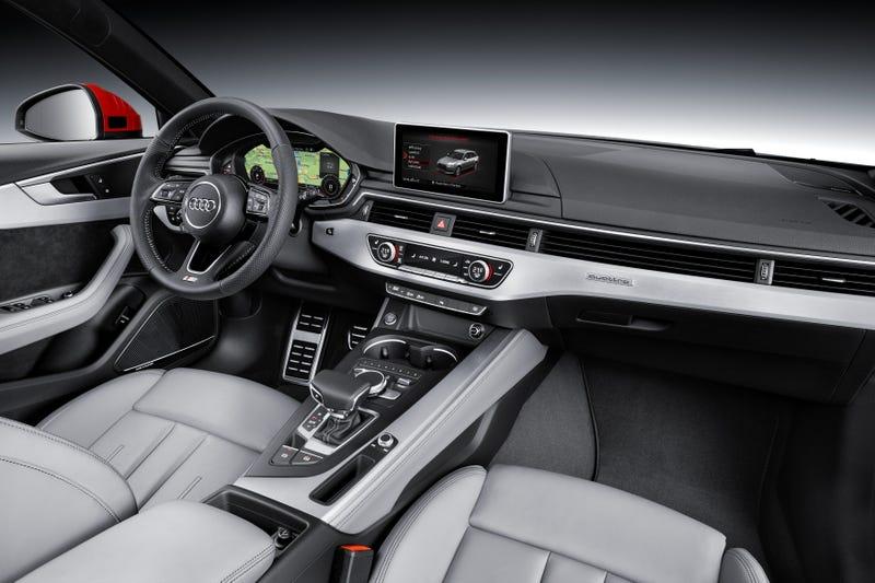 2016 Audi A4 Overview | Cars.com