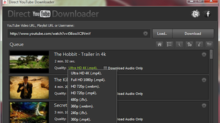 Direct YouTube Downloader Downloads Entire Channels or All