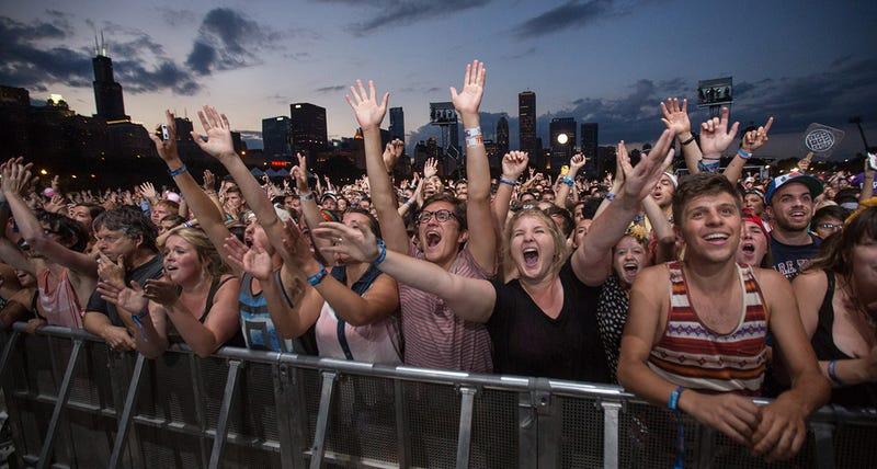 En este macrofestival de música podrás pagar con pulseras inteligentes