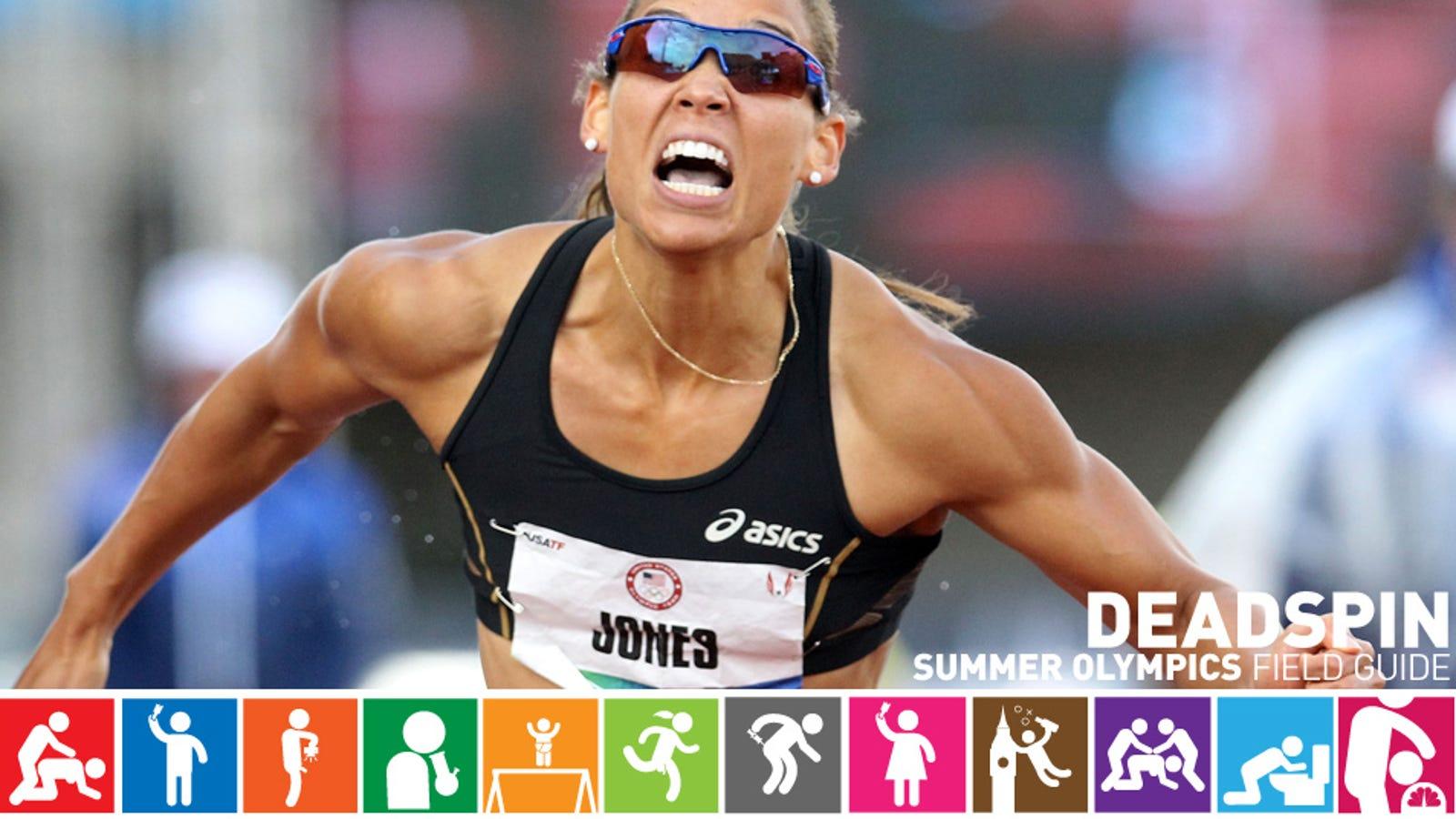 Olympics Field Guide: Lolo Jones, The 29-Year-Old Virgin ...