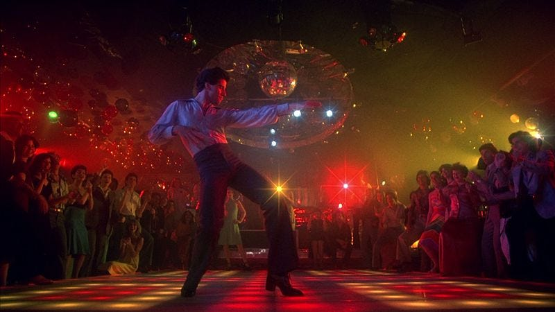 Saturday Night Fever's most iconic scene demonstrates the power of editing