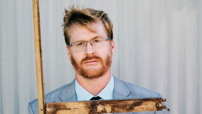 """Illustration for article titled Kurt Braunohler on why he hates Taylor Swift's """"We Are Never Ever Getting Back Together"""""""