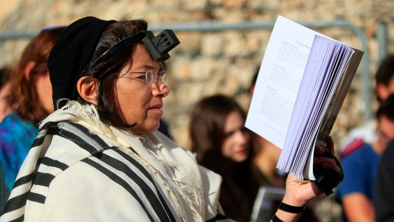 Illustration for article titled Women Can Finally Pray Alongside Men at Israel's Western Wall