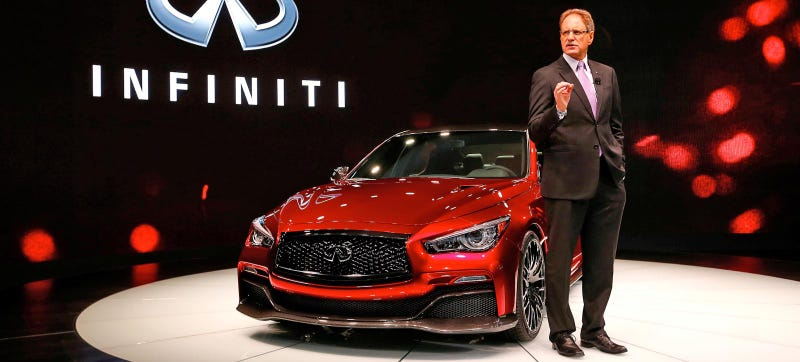 Illustration for article titled Infiniti CEO Johan De Nysschen Quits, Goes To Cadillac