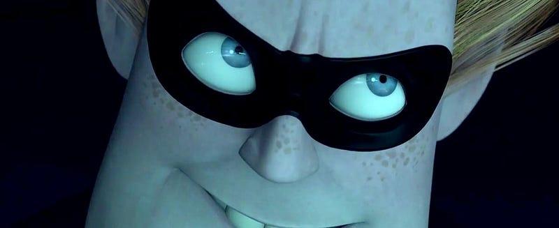 Illustration for article titled ¿Y si Christopher Nolan hubiera hecho Los Incréibles al estilo Batman?
