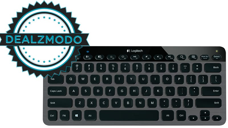 Illustration for article titled Deals: Logitech Bluetooth Keyboard, 1TB Portables Under $60