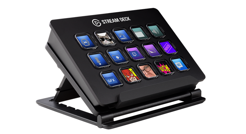 Illustration for article titled Elgato's Stream Deck Is Fancy Tool For Fancy Streamers