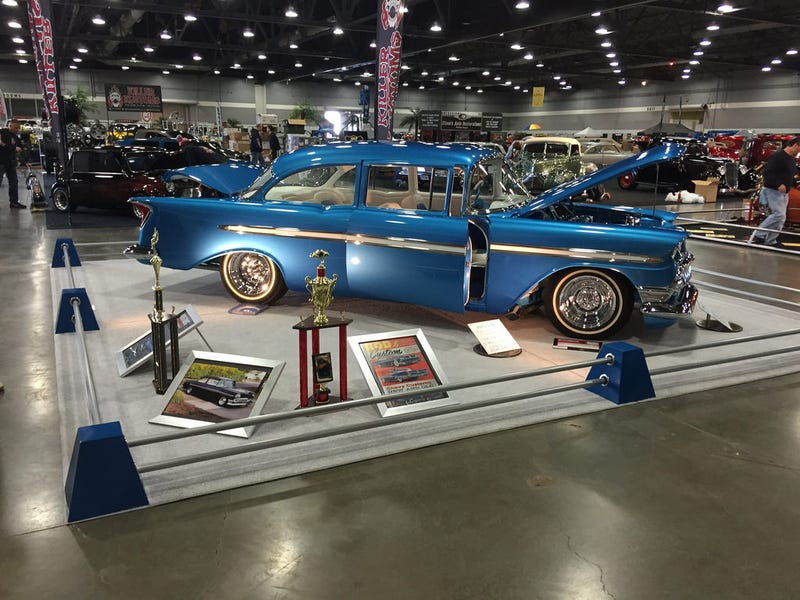 Th Annual Portland Roadster Show - Portland car show