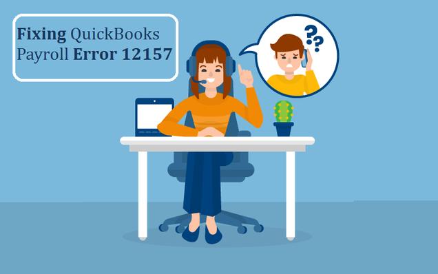 Fixing QuickBooks Payroll Error 12157