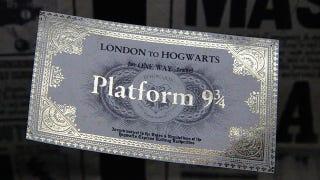 Illustration for article titled Harry Potter shop opens at Platform 9 3/4