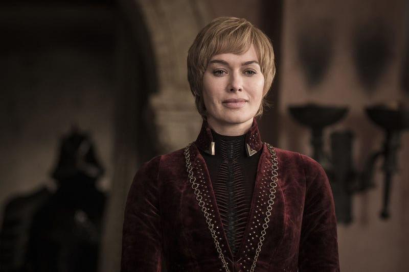 Cersei is lying about her pregnancy, one way or the other