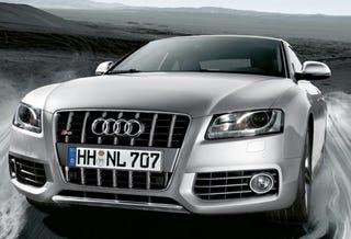 Illustration for article titled Audi S5 Images Revealed