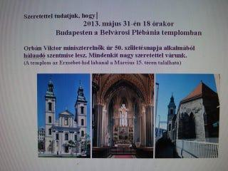 Illustration for article titled Mi gerjesztette be ennyire a balosokat Orbán hálaadó szentmiséjében?