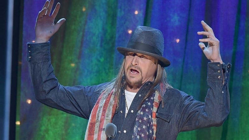 Illustration for article titled Kid Rock to follow Donald Trump into the WWE Hall of Fame