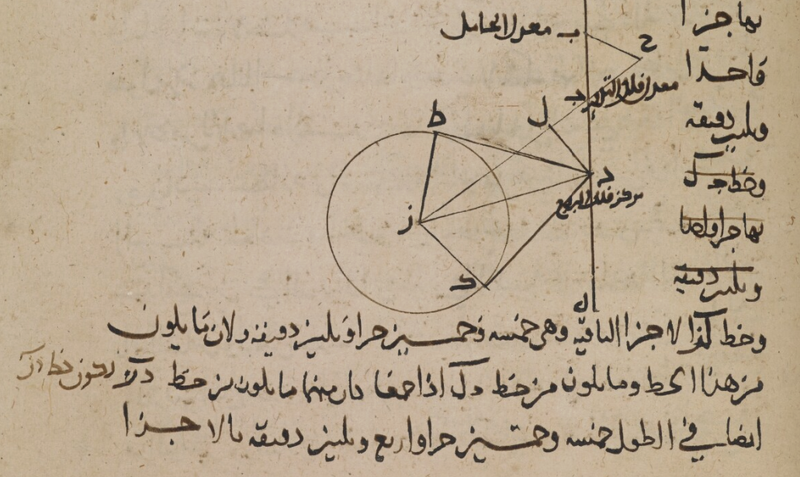 Illustration for article titled 1,000 Years of Scientific Texts From The Islamic World Are Now Online