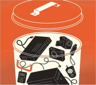 Illustration for article titled Which Gadgets Should You Ditch, and Which Should You Keep?