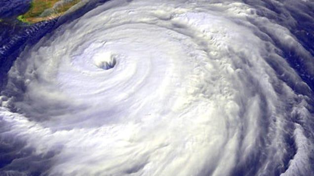 Nameless Hurricane That Much More Terrifying