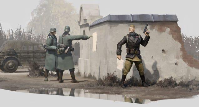 Partisans 41 Looks A Lot Like A Modern Commandos