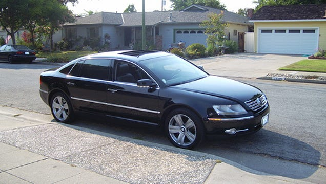 I Sold My 2004 Vw Phaeton A Year Ago Looked Around And I