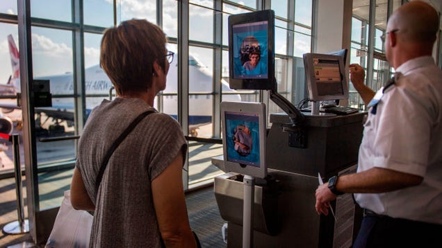 CBP Facial Recognition Scanners Failed to Find a Single Imposter At Airports in 2020