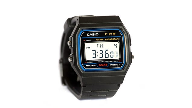 people wearing this casio watch might be terrorists. Black Bedroom Furniture Sets. Home Design Ideas