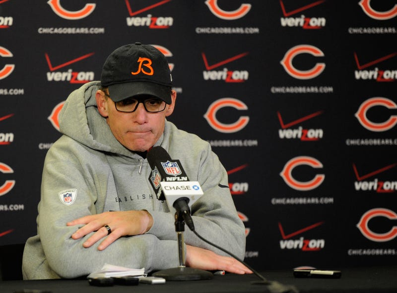 Illustration for article titled The Bears Probably Want A Do-Over On That Marc Trestman Thing