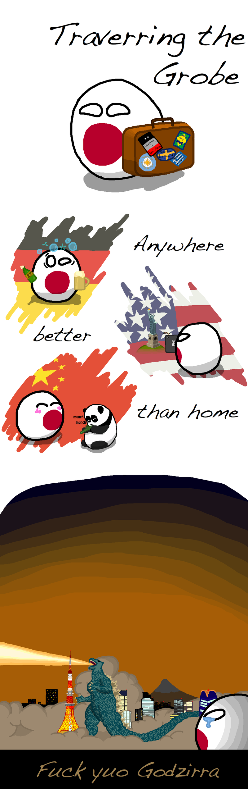 Illustration for article titled Daily Polandball: Haiku Edition