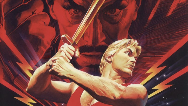 Illustration for article titled The New Flash Gordon May Be A Sequel To The 1980 Movie For Some Reason