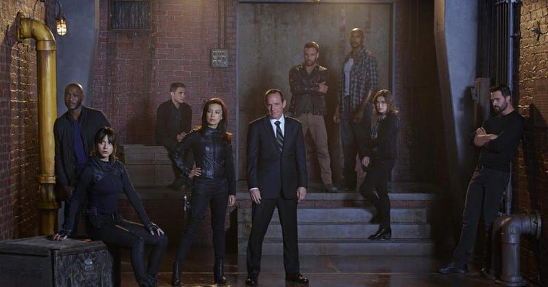 Illustration for article titled Holy Crap, We're Getting An Agents Of SHIELD TV Spin-Off